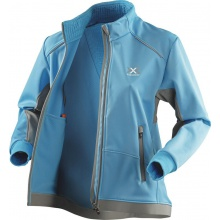 X-Bionic Cross Country Winter Jacke AE blau Damen