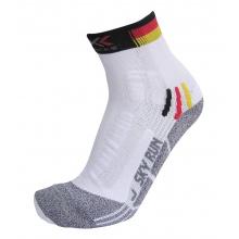 X-Socks Laufsocke Sky Run V2.0 GERMANY Herren