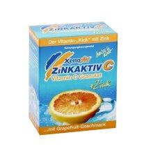 Xenofit Zinkaktiv C 10x9g Box