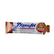 Xenofit Carbohydrate Gel Drink Koffein Cola 21x60ml Box