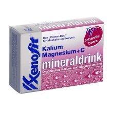 Xenofit Kalium, Magnesium + Vitamin C 20x5,7g Box