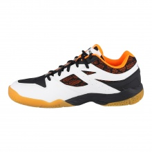 Yonex SHB 55 Power Cushion 2017 weiss/orange Badmintonschuhe Herren