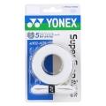 Yonex Overgrip Super Grap 0.6mm weiss 3+1er