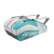 Yonex Racketbag Tournament Active 2016 weiss/aqua 9er