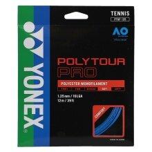 Yonex Poly Tour Pro blau Tennissaite 12m Set