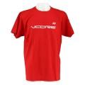 Yonex Tshirt Promo VCore rot Herren