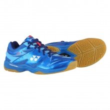 Yonex SHB 55 Power Cushion 2017 blau Badmintonschuhe Herren
