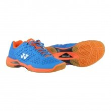 Yonex Power Cushion Eclipsion X 2019 blau/orange Badmintonschuhe Herren