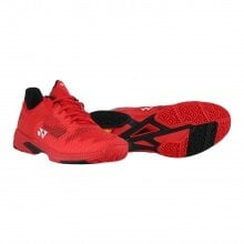 Yonex Power Cushion Sonicage 2 Clay 2020 rot Tennisschuhe Herren