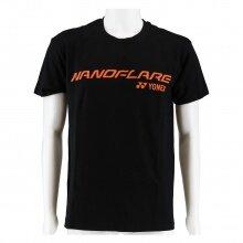 Yonex Tshirt Promo (Baumwolle) Nanoflare schwarz Herren