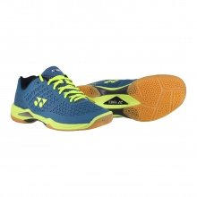 Yonex Power Cushion Eclipsion X 2019 türkis/gelb Badmintonschuhe Herren