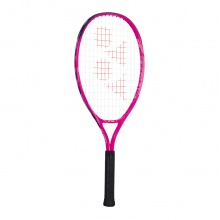 Yonex New EZone 25 pink Kinder-Tennisschläger (9-12 Jahre) - besaitet -