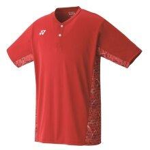 Yonex Tshirt Premium Graphic 2018 rot Herren
