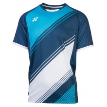 Yonex Tennis-Tshirt Tournament 2021 navy Herren