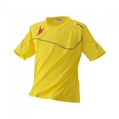 Yonex Tshirt 16000 Lin Dan 2015 gelb Herren (Größe XXL)