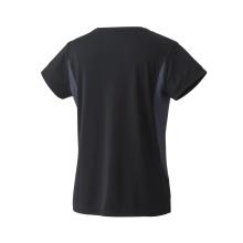 Yonex Shirt Practice 2020 schwarz Damen