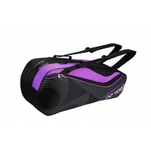 Yonex Racketbag Tournament Active 2017 schwarz/violett 6er