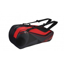 Yonex Racketbag Tournament Active 2017 schwarz/rot 6er