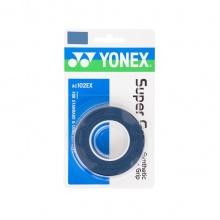 Yonex Super Grap 0.6mm Overgrip 3er dunkelblau