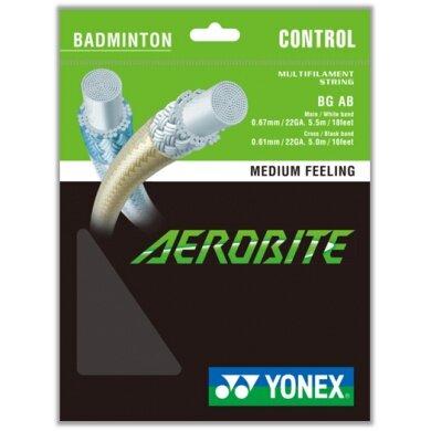 Yonex Aerobite Hybrid 0.61/0.67 Badmintonsaite
