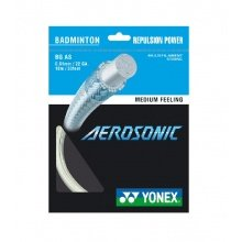 Yonex Aerosonic weiss Badmintonsaite
