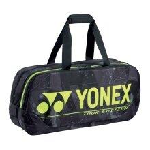 Yonex Racketbag (Schlägertasche) Pro Tournament 2021 schwarz/gelb - 4er
