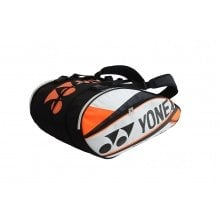 Yonex Racketbag Pro 2015 weiss/orange 9er