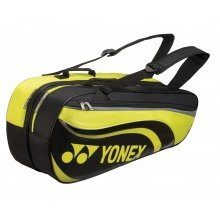 Yonex Racketbag Tournament Active 2018 gelb/schwarz 6er