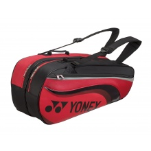Yonex Racketbag Tournament Active 2018 rot/schwarz 6er