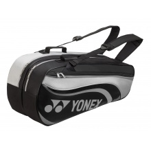 Yonex Racketbag Tournament Active 2018 grau/schwarz 6er