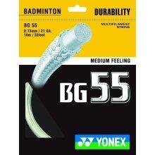 Besaitung mit Yonex BG 55