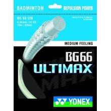Yonex BG 66 Ultimax weiss Badmintonsaite