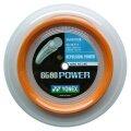 Yonex Badmintonsaite BG80 Power (Power+Touch) orange 200 Meter Rolle
