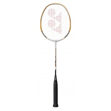 Yonex Nanoray 20 2017 silber/orange Badmintonschläger - besaitet -