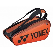 Yonex Racketbag Pro Thermo 2020 orange 9er