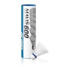 Yonex Mavis 600 Nylonbälle weiss 10x6er Karton