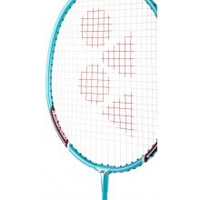 Yonex Badmintonschläger Muscle Power 2 hellblau Kinder (5-8 Jahre) - besaitet -
