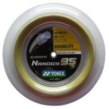 Yonex Nanogy 95 gold 200 Meter Rolle
