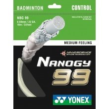 Besaitung mit Yonex Nanogy 99