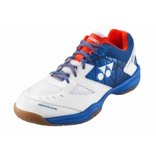 Yonex SHB Power Cushion 48 2020 weiss/blau Badmintonschuhe Herren