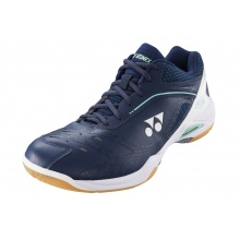 Yonex SHB Power Cushion 65 Z WIDE 2019 navy Badmintonschuhe Herren