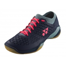 Yonex Power Cushion Eclipsion Z WIDE 2020 navy Badmintonschuhe Herren