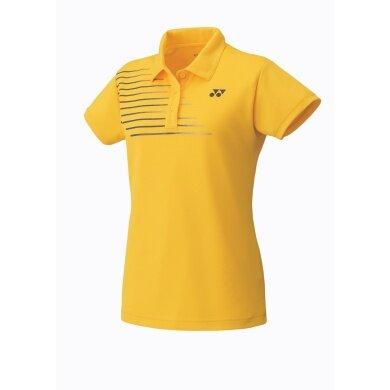 Yonex Polo Classic 2016 gelb Damen