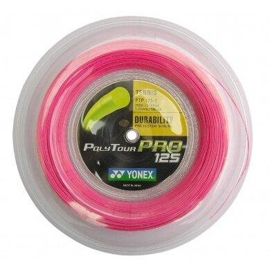 Yonex Poly Tour Pro pink 200 Meter Rolle