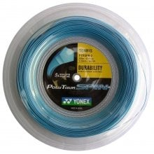 Yonex Poly Tour Spin hellblau 200 Meter Rolle
