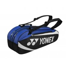 Yonex Racketbag Tournament Active 2019 blau/schwarz 6er