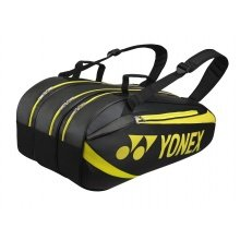 Yonex Racketbag Tournament Active 2019 schwarz/lime 9er