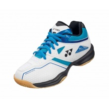 Yonex SHB Power Cushion 36 2020 weiss/blau Badmintonschuhe Kinder