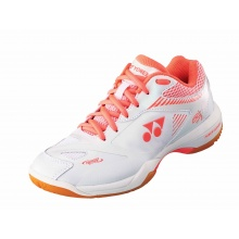Yonex SHB Power Cushion 65 X2 2020 weiss Badmintonschuhe Damen