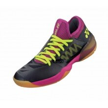 Yonex SHB Power Cushion Comfort Z2 2020 schwarz/pink Badmintonschuhe Damen